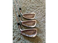 Tommy Armour 845S Oversize Plus, Iron Set 3 To Sand Wedge