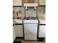Free gas cooker