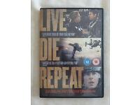 EDGE OF TOMORROW LIVE DIE REPEAT DVD