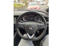 Vauxhall, INSIGNIA, Hatchback, 2019, Manual, 1490 (cc), 5 doors