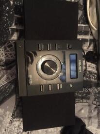 Bush CD player with radio