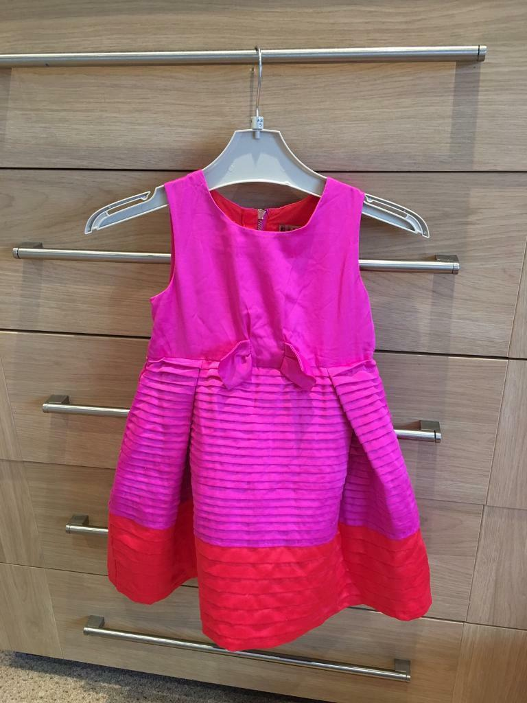 Ted Baker dress aged 2/3 years ( fab )