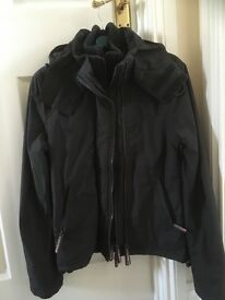 Superdry windcheater jacket small