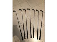 Ping G series Irons - used.