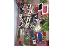 Brand new Joblot of phone accessories