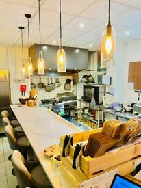 A3 Restaurant(unit)to let in the heart of Fulham North End Road. ALL BILLS INCLUDED