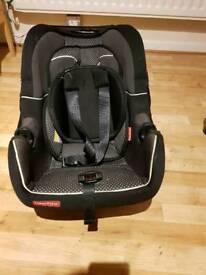 Fisher Price baby car seat basket