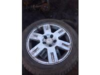 Ford mondeo 16inch wheels & tyres