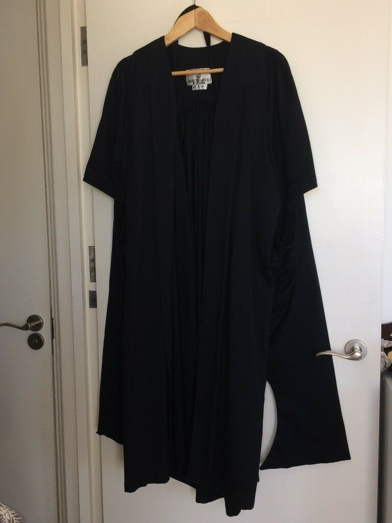 Oxford MA Academic Gown (wool) with hood | in Oxford, Oxfordshire ...