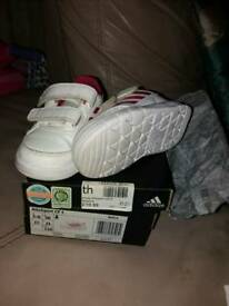 Child's trainers