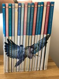 DK ILLUSTRATED FAMILY A-Z ENCYCLOPAEDIA - 16 books