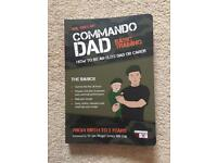 Humorous parenting book for dads