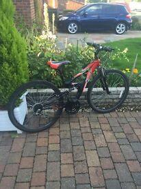 xc26 mountian bike