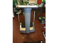 Power Trainer Fitness Vibration Plate