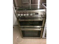 **HOTPOINT**GAS COOKER**ONLY £130**STAINLESS STEEL**60 CM**COLLECT\DELIVERY**NO OFFERS**