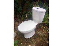 Toilet & cistern