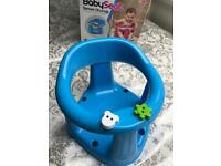 Bath safety chair boxed as new