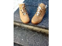 Timberland Stamford UK 10 all leather