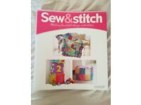 Complete Sew and Stitch magazine collection