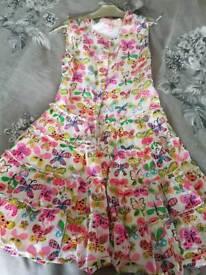 MIM PI DRESS AGE 7-8 YRS
