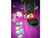 Nintendo dsi with 7 games excellent condition bargain price £30 pick up only Grenoside