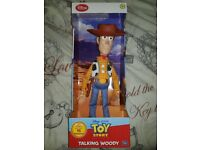 Toy story Talking woody 16inch
