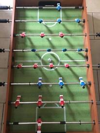 Selling table football