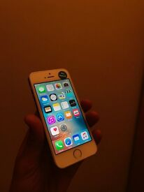 iPhone 5S silver 16GB, TOP condition, ANY network
