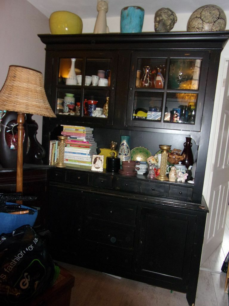 LIBERTY stunning modern black matt welsh dresser display  : 86 from www.gumtree.com size 768 x 1024 jpeg 107kB