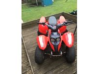 50cc quad bike aeon