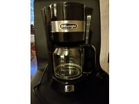 Delonghi Coffee Percolator with filters