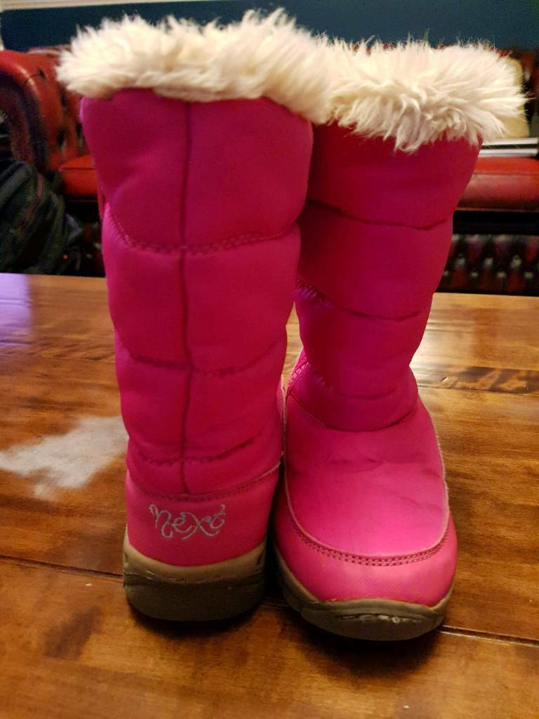 3fded1f58c5d Kids size 12 snow boots from Next