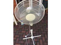 Argos Free-Standing Fan