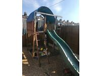 Jungle Gym ( kids climbing set ) £100