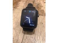 Apple Watch 1st gen. 42mm space grey - NOW SOLD - !!!