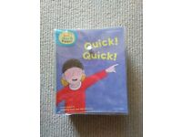 Children's Oxford Reading Tree Phonics/First Readers books