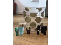 Estée Lauder beauty bundle 3 full size lipsticks & 4 beauty products.