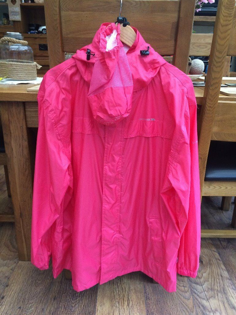 order online attractive designs excellent quality Trespass Packa Adults Packaway Raincoat | in Downend, Bristol | Gumtree