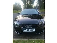 audi a4 convertible 2.0 tdi s line 2007 may px