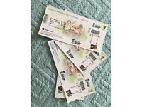 England vs Australia Tickets T20 Edgbaston 6pm Weds June 27th