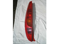 FIAT Punto Mk2 1999 - 2006 passenger side rear light tail light 467638630