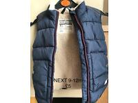 Footmuff, 2X body warmer