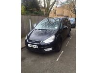 Ford Galaxy 59 reg. PCO / PHV - Automatic - UBER Ready XL and X - 7 seater!!!