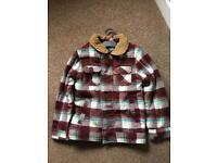 Boys coat 6-7 M&S