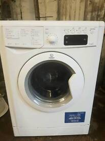 Indesit 7kg washer/dryer free delivery and fitting