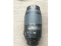 Nikon 55-300mm immaculate