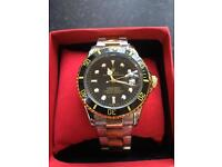 Rolex submariner oyster glass back £40 can deliv local or post detailed and weighty