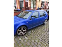 VW Golf GT TDI 1999