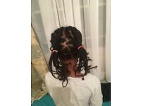 Grace Hairdressing | Mobile Haidresser | Afro & European Braid Specialist | London | East London