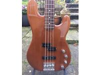 Fender Precision Active Deluxe Bass. Excellent condition.